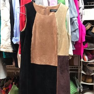 Ivanka Trump Suede dress